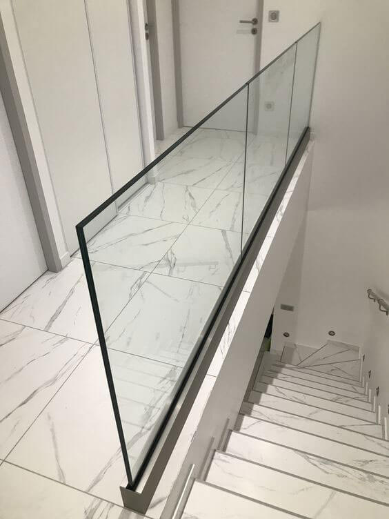 balustrade sticla bucuresti